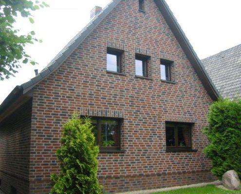 Вентилируемый фасад из клинкерной плитки заказать